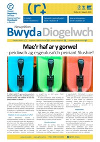 SRS Food and Safety 4 Cover Cymraeg
